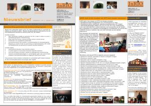 InRIO Nieuwsbrief 2014-2 okt
