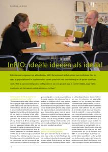 publicatie interview Edith Jansen